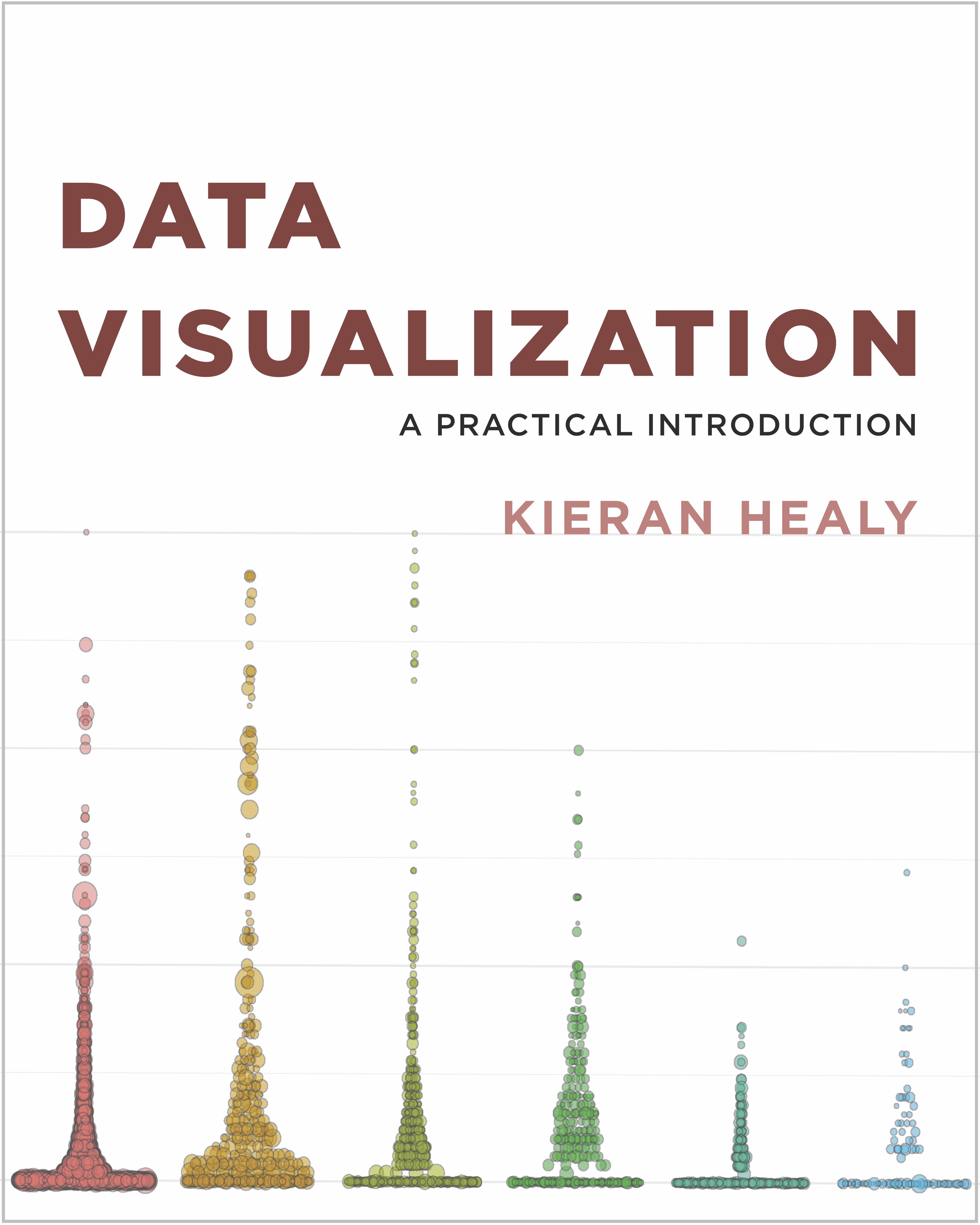 The Data Visualization book cover